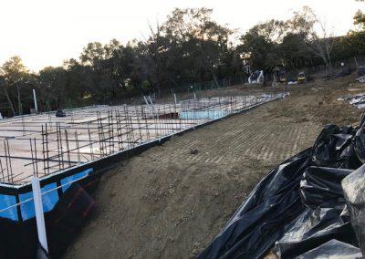 Main House Back Fill Almost Complete (Alta Vista)