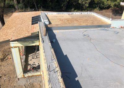 Flat Roof Over Master Bath 10-12-19 (Alta Vista)